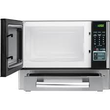 table top microwave oven lg lcsp1110st 1 1 cu ft counter top combo microwave and baking oven