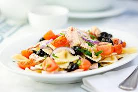 recette salade de pâtes à l italienne