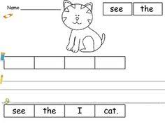 printable worksheets for handwriting without tears kinder