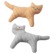 leka rattle cat ikea
