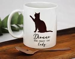 personalized cat gifts personalized cat etsy