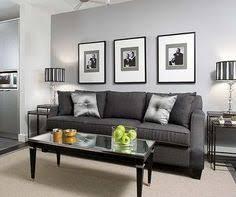 Decorating With Dark Grey Sofa Dark Grey Sofa Living Room Home Design Ideas