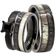 wooden wedding ring sets cheap wedding sets kingswayjewelry