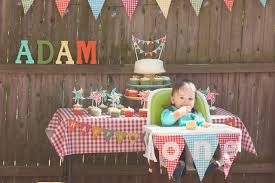 simple picnic party ideas