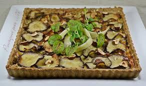 poire de terre cuisine pourquoi pas tarte poires de terre yacón et cantal