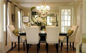 Upholstered Dining Room Chairs With Casters  Upholstered Dining - Cushioned dining room chairs