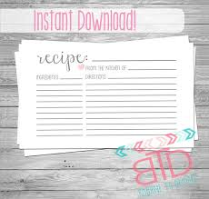 printable recipe cards template free editable recipe cards gidiye redformapolitica co