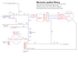 ford electronic ignition wiring diagram gooddy org