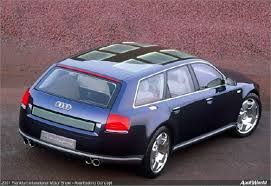 2004 audi station wagon the audi s8 avant the bigfoot of station wagons types