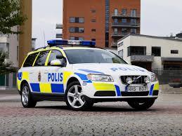 2007 volvo v70 police car review top speed