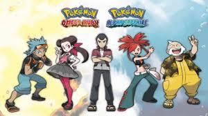 Omega Ruby Pokemon Omega Ruby And Alpha Gym Leader Battle Music Remix Youtube