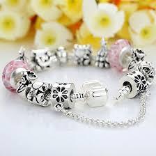 european bracelet designs images European charm bracelet with heart for women 3 designs jusgift jpg
