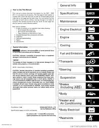 honda cr v 2000 rd1 rd3 1 g workshop manual