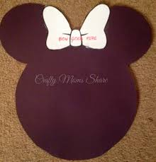 crafty moms share diy pin bow minnie mouse game