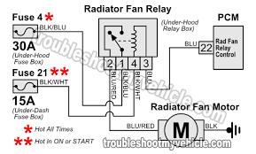 1999 2001 radiator fan motor wiring diagram 1 6l swift