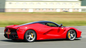 top gear la chris laferrari on the top gear test track