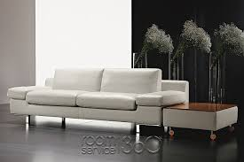 Parana Modern Italian Leather Sofa Designer Modern Leather Sofa - Italian sofa designs