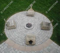 Round Patio Pavers by Lang Stone Company Supplier Of Building And Landscaping Stone