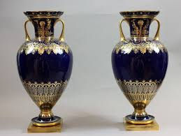 Sevres Vases For Sale 18th Century French Sevres Porcelain At Dalva Brothers New York