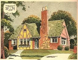 a sears house built by montgomery ward