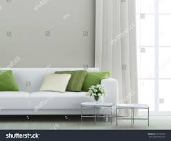 Beautiful Living Rooms Beautiful Living Room White Sofa Stock Photo 162743195 Shutterstock