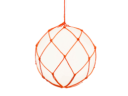 Fishermans Pendant Light Buy The Zero Fisherman Pendant Light Orange At Nest Co Uk