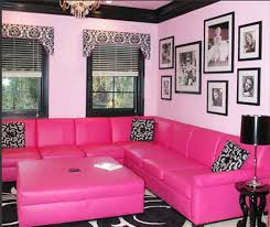 pink leather sectional sofa pink living room furniture home design
