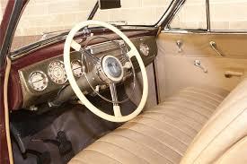 Buick Roadmaster Interior 1941 Buick Roadmaster Convertible 161562