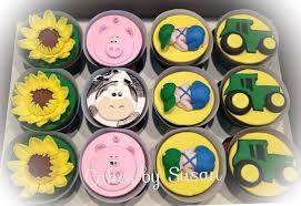 deere baby shower deere baby shower cupcakes cake by skmaestas cakesdecor