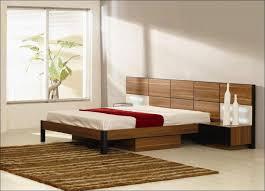 Headboard Nightstand Attached Bedroom Magnificent Headboard Nightstand Set Floating Headboard