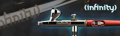 design grafis airbrush infinity harder steenbeck airbrush