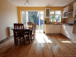 kitchen wood flooring ideas antique glazed kitchen cabinets