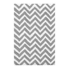 Tan And White Chevron Rug Chevron Area Rugs Rugs The Home Depot