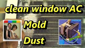 cleaning windows with vinegar clean window air conditioner for best coolling youtube