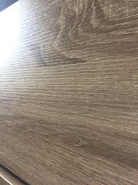 1200mm white oak textured timber wood grain wall hung