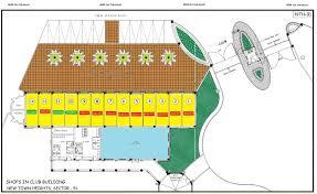 Dlf New Town Heights Floor Plan Br Wse Ne O