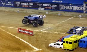 monster truck show in san antonio photos