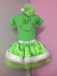 Baby Grinch Halloween Costume 55 Trajes Grinch Images Christmas Costumes