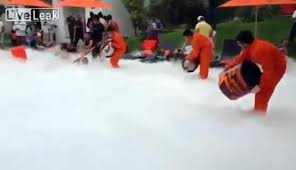 liquid nitrogen at jägermeister mexican pool party sickens guests