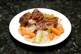 oven braised beef short ribs with cider recipe