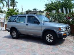 lifted nissan pathfinder nissan pathfinder 3 3 1998 review specifications and photos