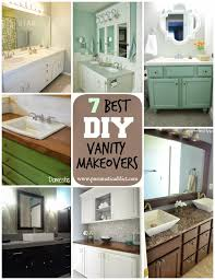 bathroom vanity makeover ideas 100 images before after my
