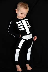skeleton halloween costumes for kids duct tape skeleton costume u2014 and we play diy for kids