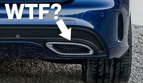 lexus isf decat 7 fake exhaust pipes that make expensive cars look cheap