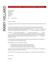 sample administrative assistant cover letter template 8 free for