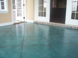 Stain Concrete Patio Yourself Concrete Stain Carolina Flooring Specialists