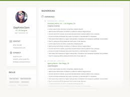 clean resume template clean resume template sketch freebie
