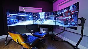 Gaming Room Setup Ultimate Gaming Setup The Division Youtube