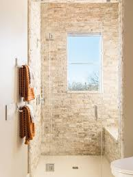 Natural Stone Bathroom Tile Top 20 Bathroom Tile Trends Of 2017 Hgtv U0027s Decorating U0026 Design