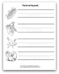 free worksheets for kids preschool kindergarten early elementary